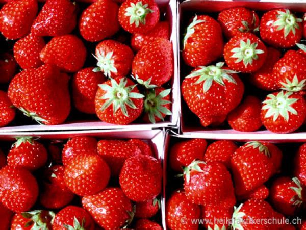 erdbeeren bauchschmerzen