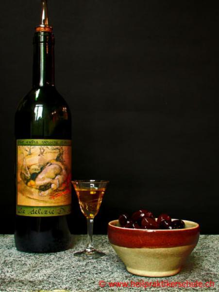 Japanisches Olivenöl